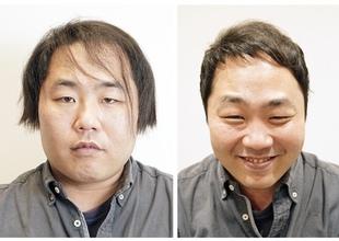 【M字  髪型】イメージチェンジして第一印象を変えよう!