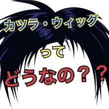 【増毛 カツラ・ウィッグ】カツラ・ウィッグってどうなの!?