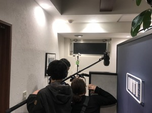 【取材】朝日放送テレビ「CAST」INTI鎌田、田中出演